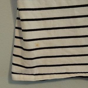Divided Tops - Divided essentials striped tee